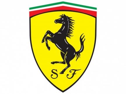 El famoso logo de Ferrari