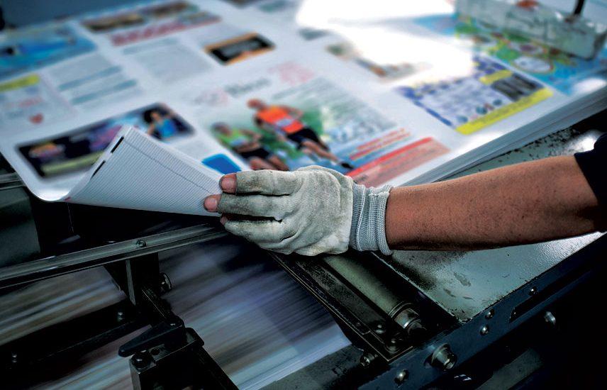 Barnices para nuestros proyectos de impresión