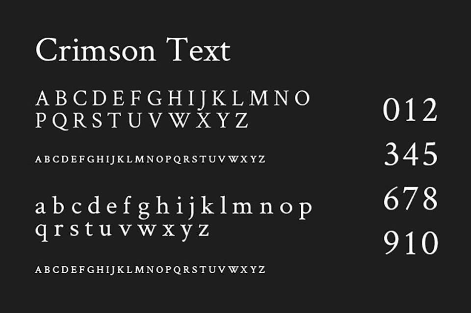 Las 10 mejores Google Fonts